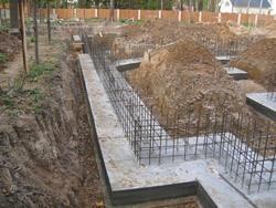 Строительство фундамента под ключ. Батайские строители.