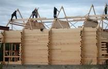 строительство домов из бруса в Батайске