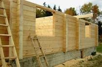 строительство домов из бревен Батайск