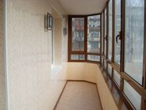 Отделка балкона в Батайске. Отделка лоджии
