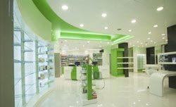 отделка аптек в Батайске